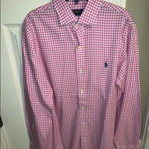Polo Long Sleve shirt